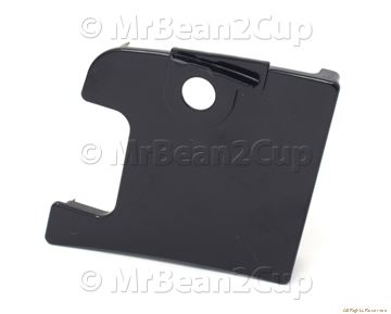 Picture of Gaggia Accademia Black Drip Tray Cover GMYB