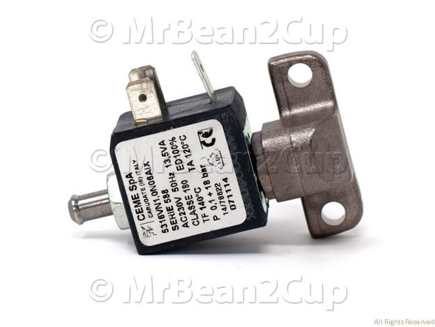 Picture of Gaggia Baby Solenoid Valve 230v