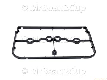 Picture of Gaggia Brera Black Drip Tray Grate Support GXSM