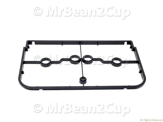 Picture of Gaggia Brera Black Drip Tray Grate Support GXSM