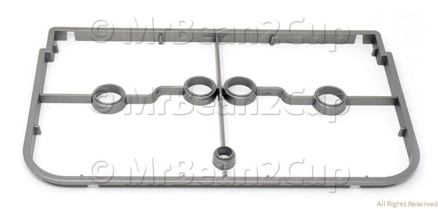 Picture of Gaggia Brera Grey Drip Tray Grate Support GXSM
