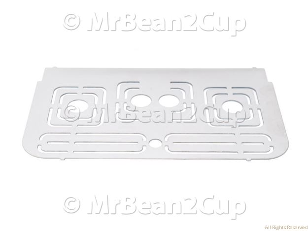 Picture of Gaggia Brera Stainless Steel Grate For Drip Tray GXSM