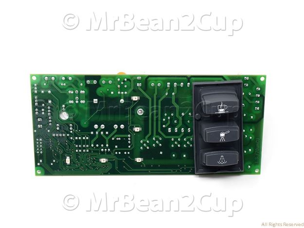 Picture of Gaggia Syncrony Logic Electronic Board Assy 3 Button V2 G-W 230V Inox
