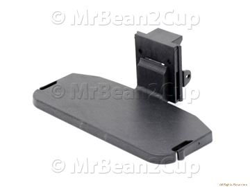 Picture of Saeco Odea Black Drip Tray Support P0049