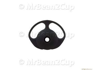 Picture of Gaggia Unica Black Bean Container Finger Protection S0053