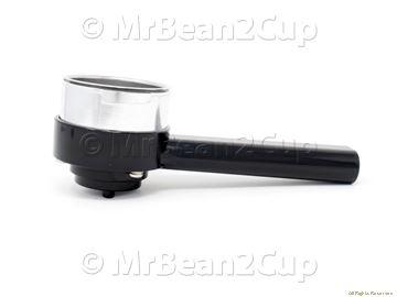 Picture of Gran Gaggia Prestige Black Aluminium Pressurized Filterholder ABC/G assy