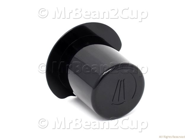 Picture of Gaggia Classic V2 2015 Black Steam Faucet Knob V2 Assy