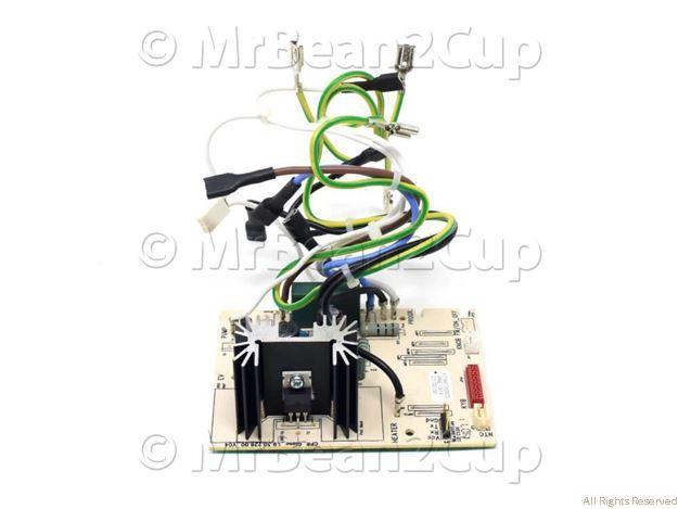 Picture of Gaggia Carezza Deluxe Wiring + CPU/PWR Board GBF 230v Assy