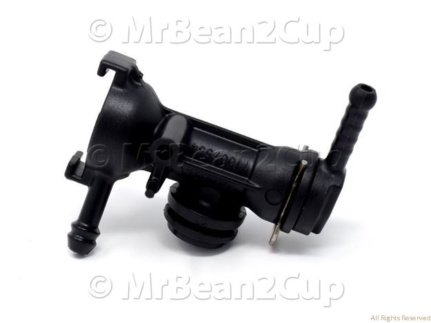 Picture of Gaggia Saeco Blowdown Valve Casing MYB9 Assy