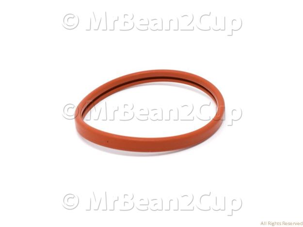 Picture of Gaggia Saeco Orange Press.Filterholder Conveyor Seal