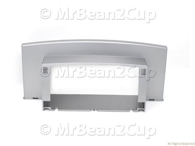Picture of Gaggia Titanium Front Panel Support G6000 Silver