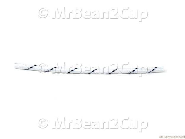 Picture of Gaggia Saeco Braided Silicon Tube 3x7 L=185mm
