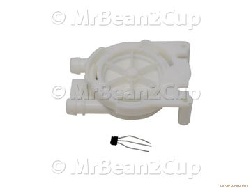Picture of Gaggia Saeco Waterflow meter M-VDE Turbine with Sensor Kit
