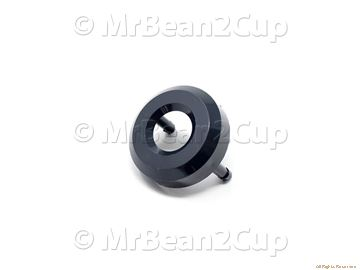 Picture of Gaggia Saeco Grey Water Container Valve Seal Cover