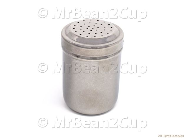 Picture of Stainless Steel Cocoa and Cinnamon Shaker