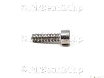 Picture of M6 X 20 Socket Cap Headed Bolt (Boiler Screw) Gaggia Cubika