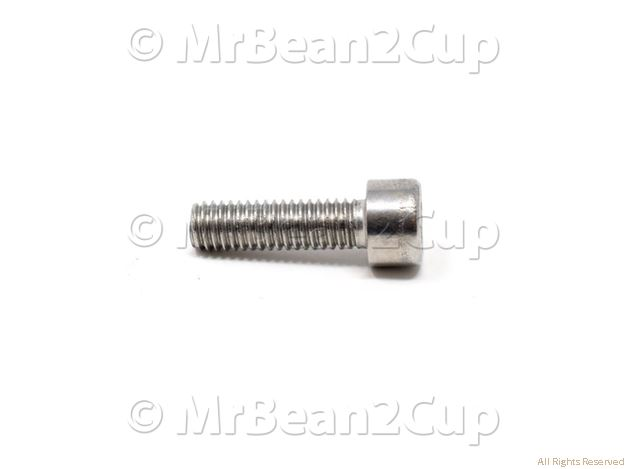 Picture of M6 X 20 Socket Cap Headed Bolt (Boiler Screw) Gaggia Cubika