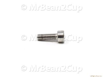 Picture of M4 X 12 Socket Cap Headed Stainless Steel Screw Gaggia Cubika