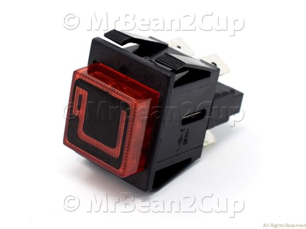 Picture of Gaggia Baby Gaggia Luminescent Switch 220-240v
