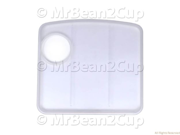 Picture of Gaggia Brera Natur/Grey Bean Container Lid GXSM