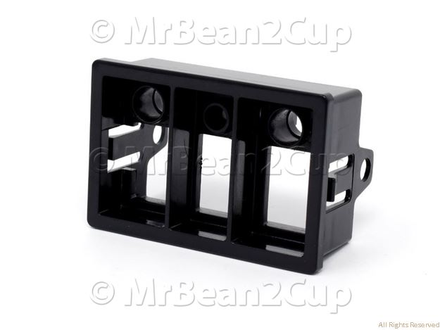 Picture of Gaggia Classic 2015 Black Touch Panel Frame Classic LSB