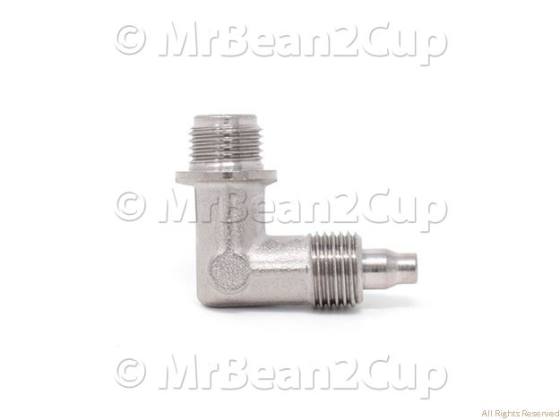 Picture of Gaggia Classic Brass Elbow Connector 1/8 Gas M10