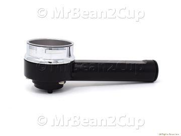 Picture of Gaggia Cubika Plus/Saeco Aroma/Gran Gaggia Prestige Black Pressurized Filterholder Brass