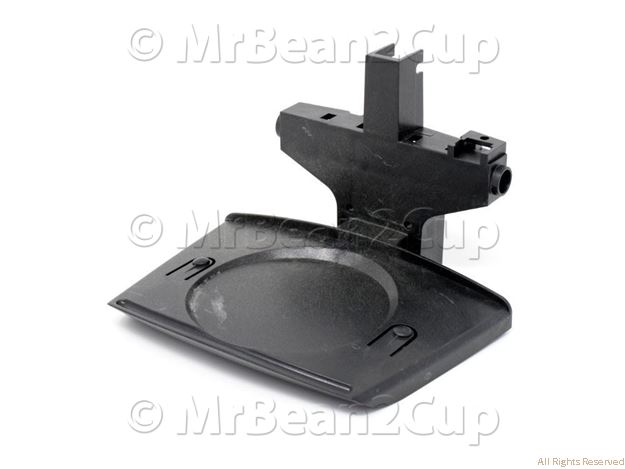 Picture of Gaggia Platinum Swing Up and Vision Carbon Drip Tray Support G0053