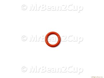 Picture of Gaggia Saeco Gasket OR ORM 0090-20 Silicon (Boiler Valve Upper)