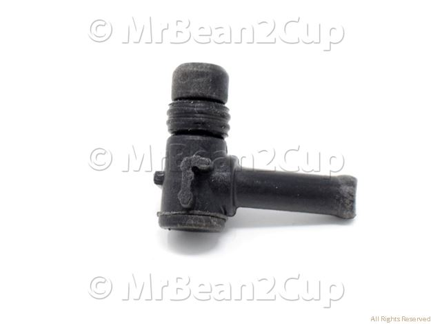 Picture of Gaggia Saeco New Carafe Steam Input Connector SMR/T Assy