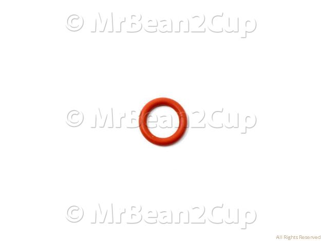Picture of Gaggia Saeco New Carafe Steam Output Connector Gasket O-Ring 106 Silicone