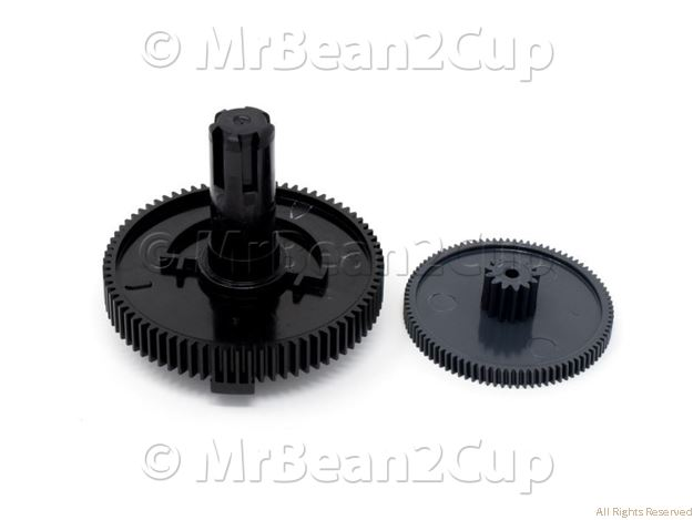 Picture of Gaggia Saeco Spares Kit Gears for Ratiomotor P124