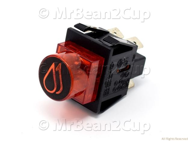 Picture of Gaggia Tebe, Paros Hot Water Switch 220-240v