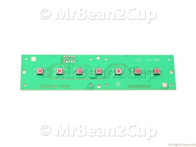 Picture of Gaggia Titanium Terminal Board Button G6000 Dig.R.S.