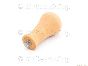 Picture of Natural Wooden Handle for Tamper Base