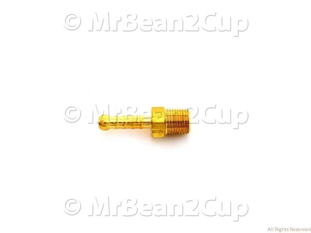 Picture of Saeco Intelia and Intuita L-F/Brass Connector For Solenoid Valve