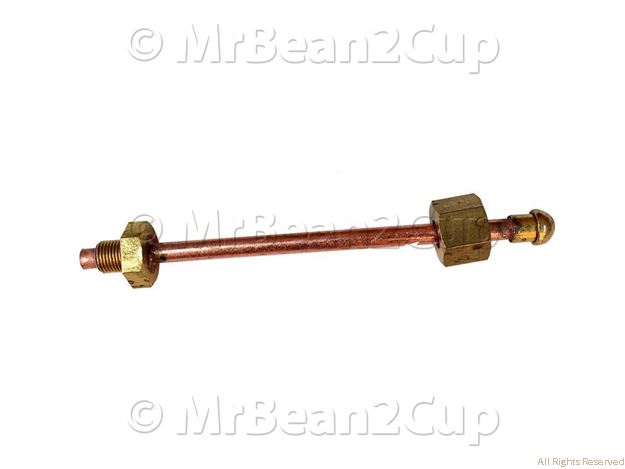 Picture of Gaggia Factory G105 and 106 Brass Pressure Switch Pipe