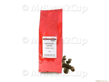 Picture of Mr Bean2Cup Coffee - Whole Espresso Beans - 1kg