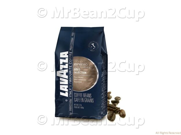 Picture of Lavazza Gold Selection Coffee Beans - 1kg