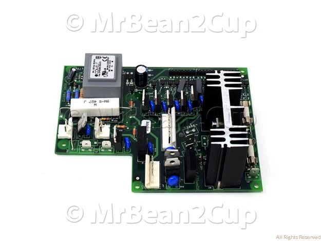 Picture of Saeco Royal Cappuccino Power Board with Inox boiler 230v