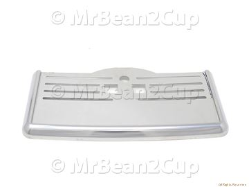 Picture of Gaggia Anima Black and Deluxe Drip Tray Grate