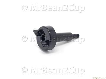 Picture of Saeco Exprelia Black Grinder Adjustment Knob MDS