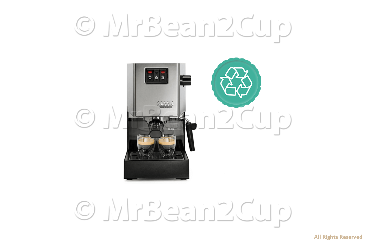 Picture for category Refurbished Coffee Machines