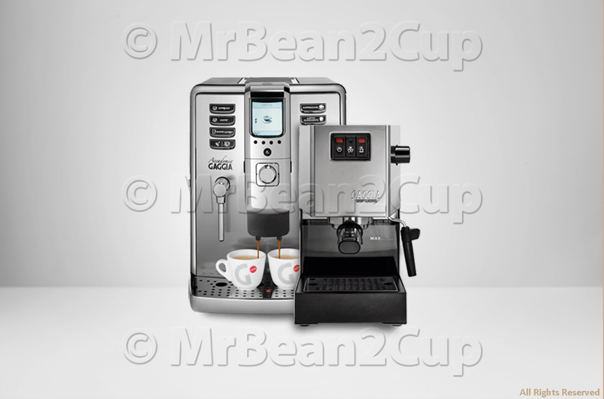 Picture for category Gaggia Coffee Makers