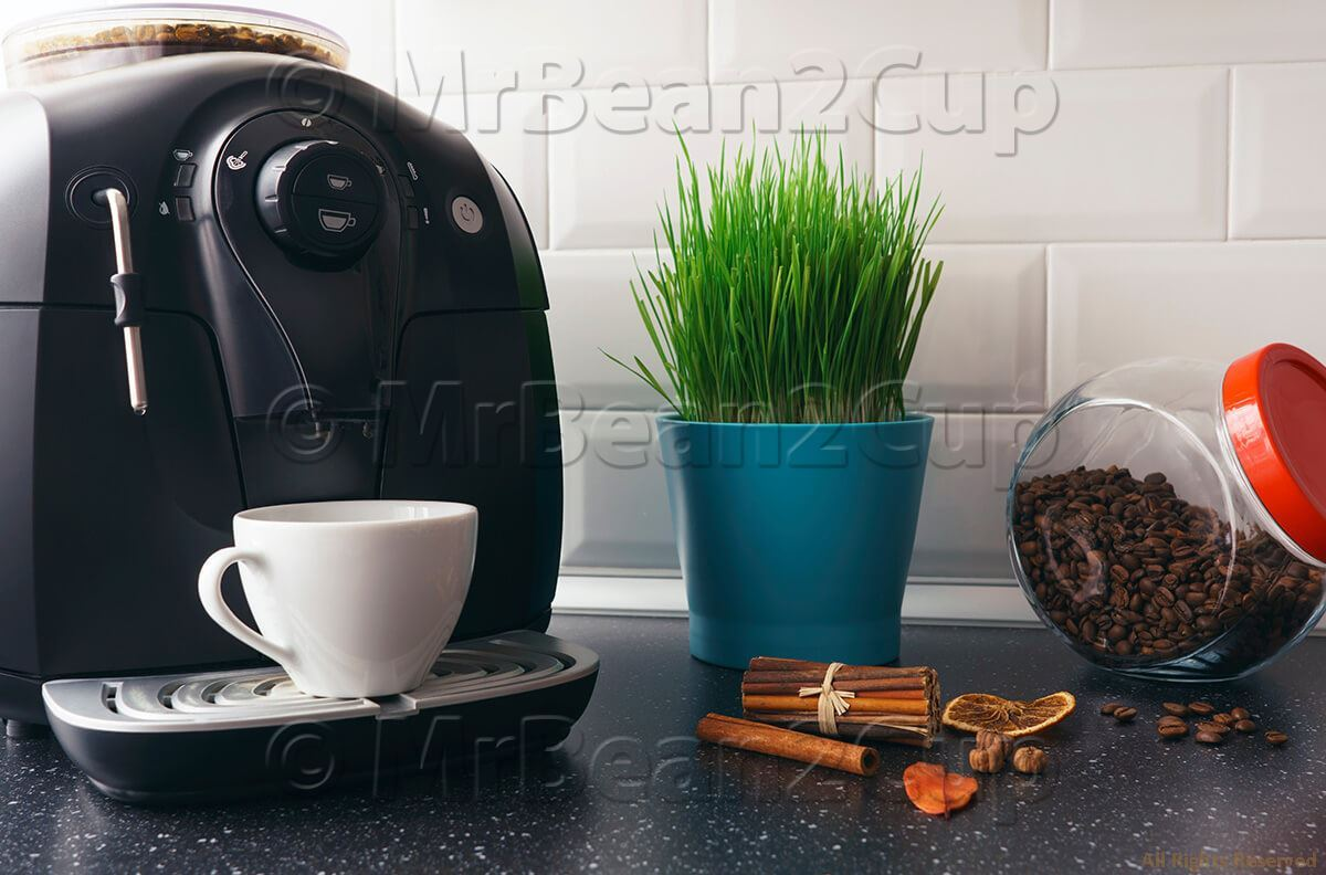 Picture for category Coffee Machines and Grinders