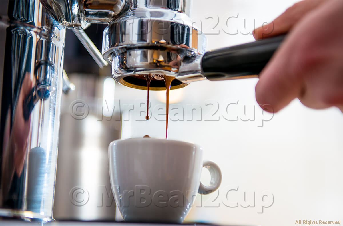 Picture for category Traditional/ Manual Coffee Machines
