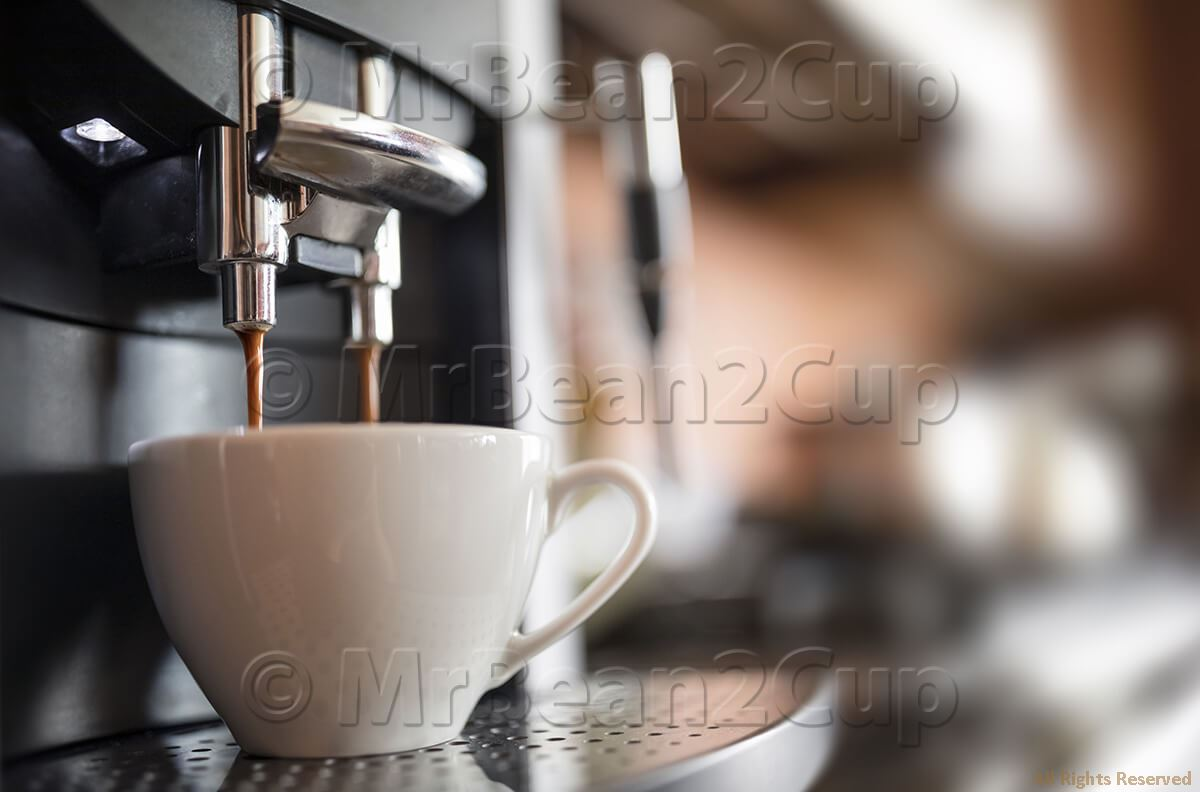 Picture for category Bean to Cup Coffee machines
