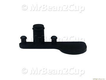 Picture of Gaggia Platinum Black Cap For Milk Island Connection P0049/P0053