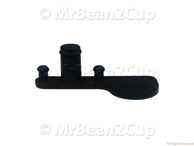 Picture of Gaggia Platinum Black Cap For Milk Island Connection P0049/P0053