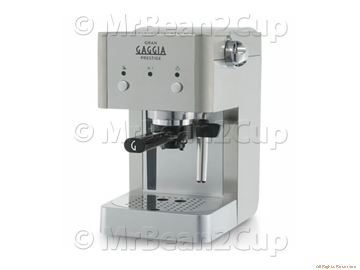 Gaggia Gran Prestige Manual Espresso Machine